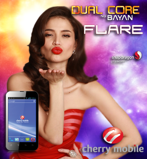 Cherry Mobile Flare Anne Curtis
