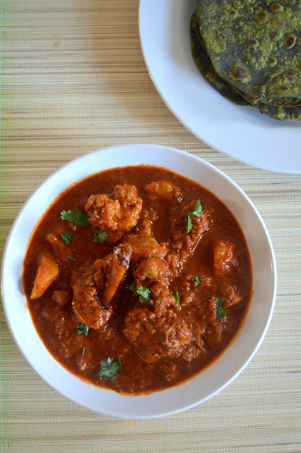 Pavi's Platter: Quick Chicken Curry !
