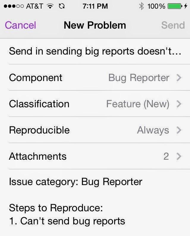 Bug Reporter
