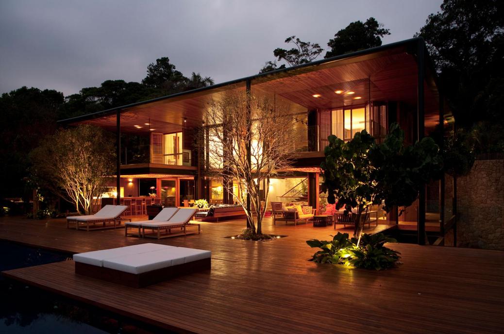House in Sao Paulo, Brazil
