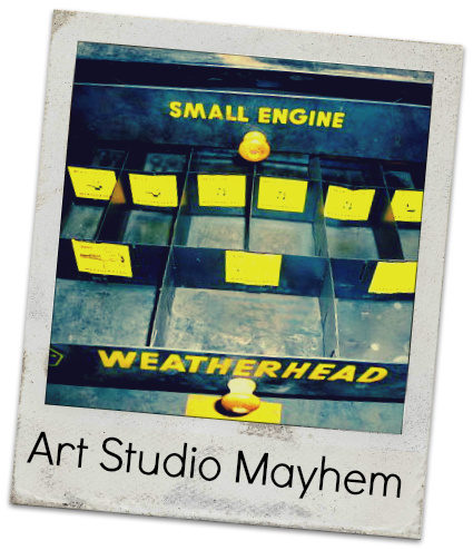 art studio mayhem