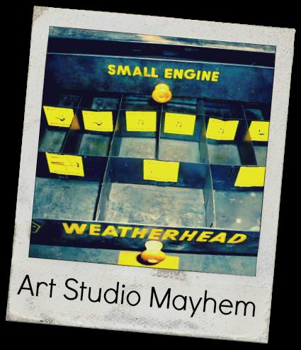art studio mayhem