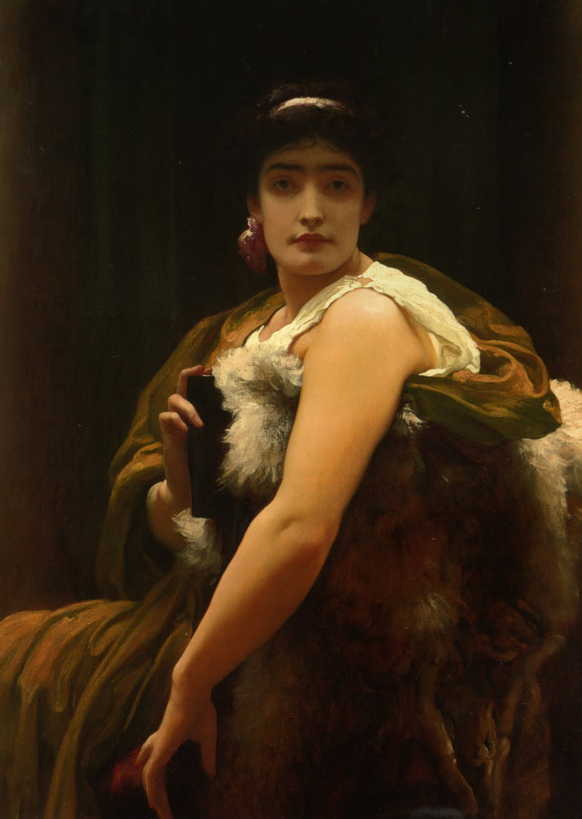lord frederick leighton hope fear