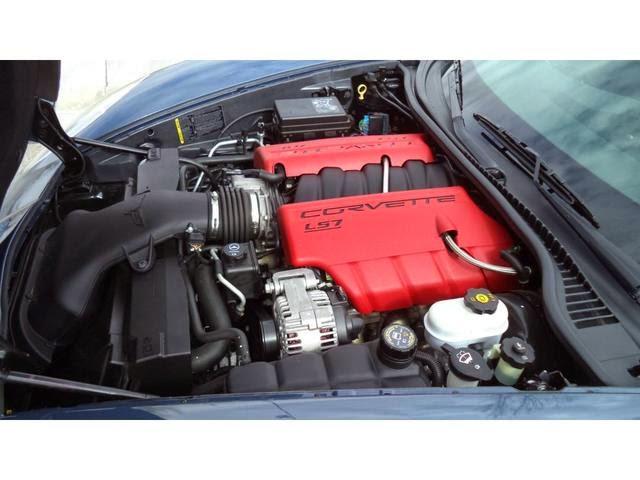 2011 Chevrolet Corvette Z06 Supersonic Blue