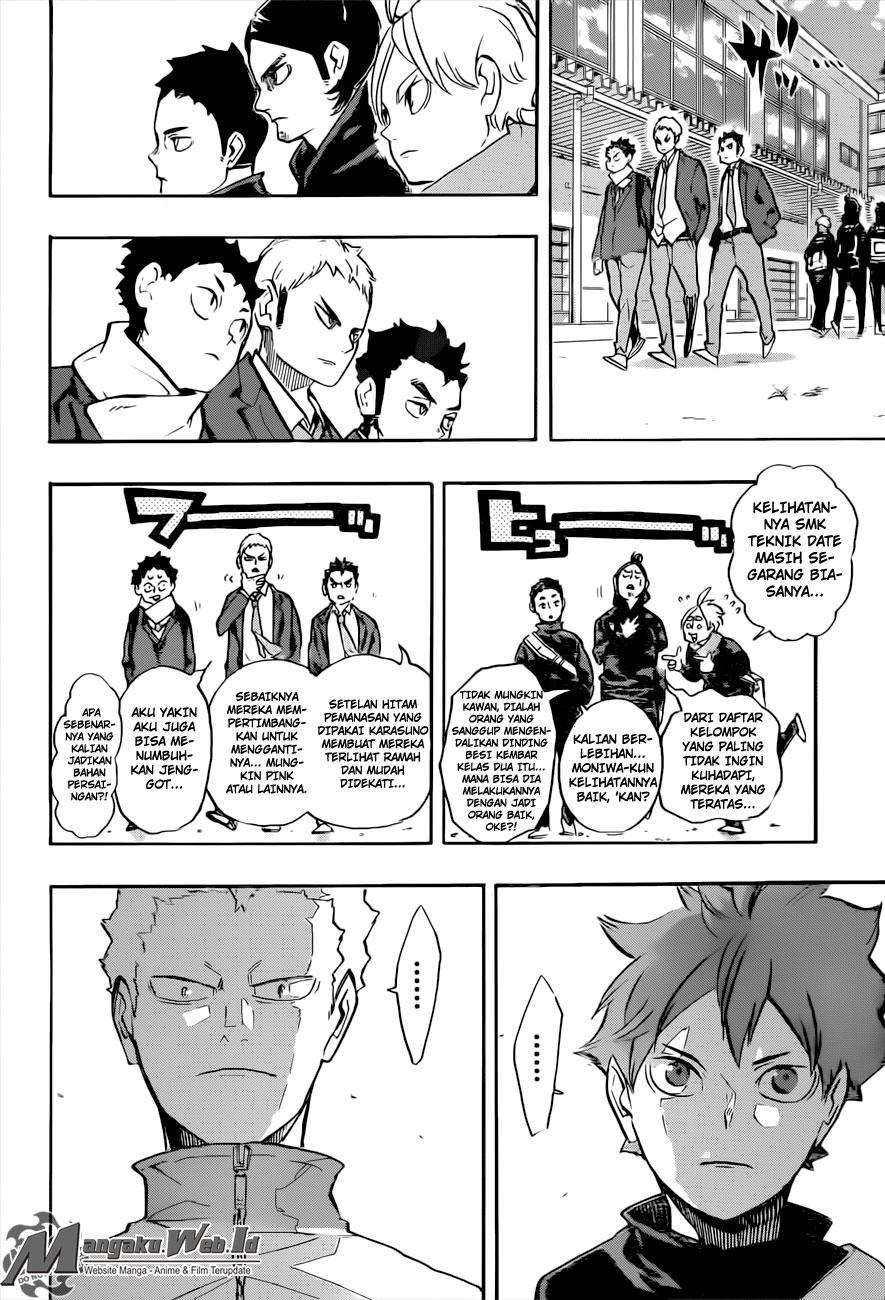 Haikyuu!! Chapter 228-6