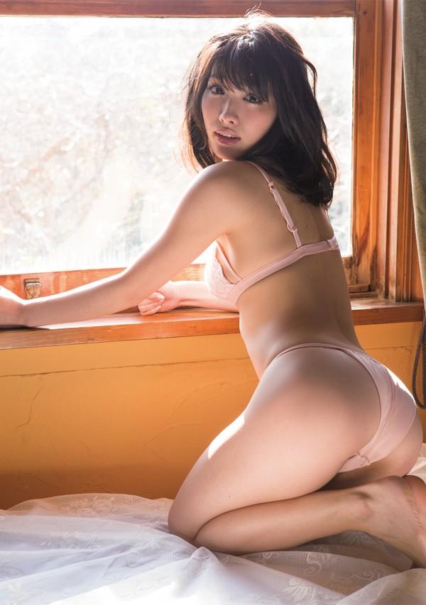 Ảnh gái đẹp HD Anna Konno ko xinh vú bự 5