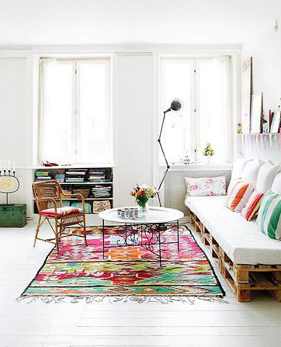 Pallet Living Room Furniture