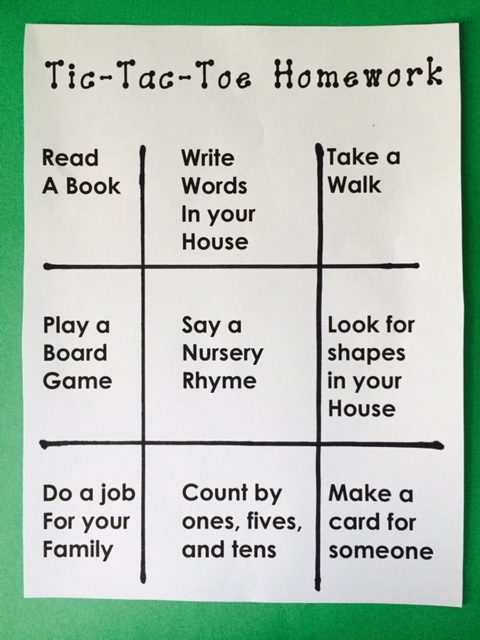 Do parents complete their childrens homework