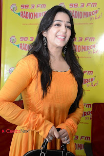 Charmee Latest Pictures at Radio Mirchi Picture Gallery 0018
