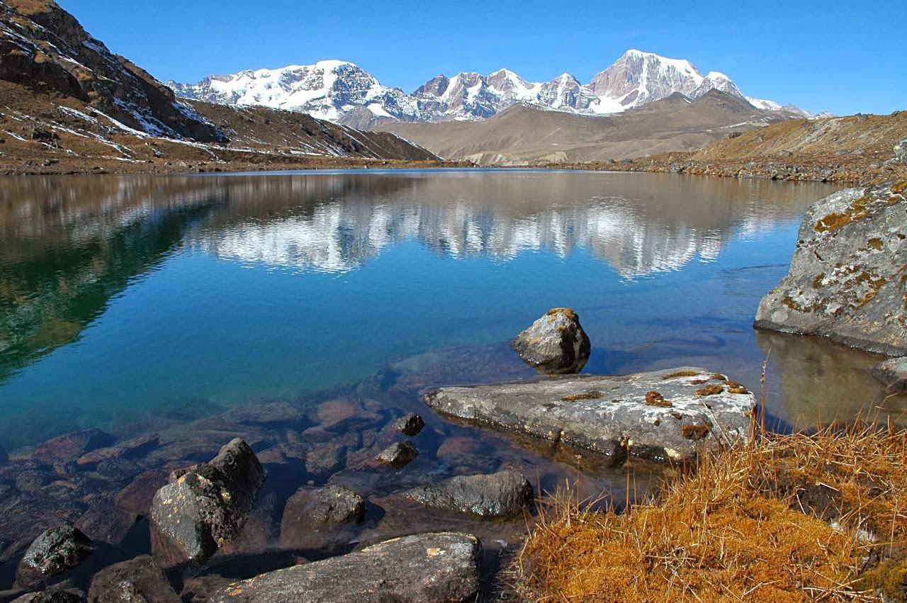 Tsongmo Lake, Gangtok, Sikkim