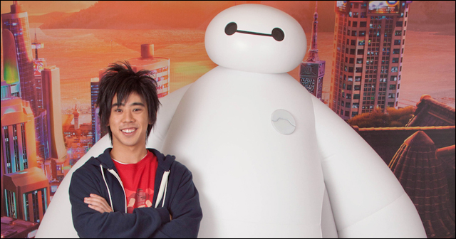 Disney worlds big hero 6 meet and greet drops hiro hamada m4hsunfo