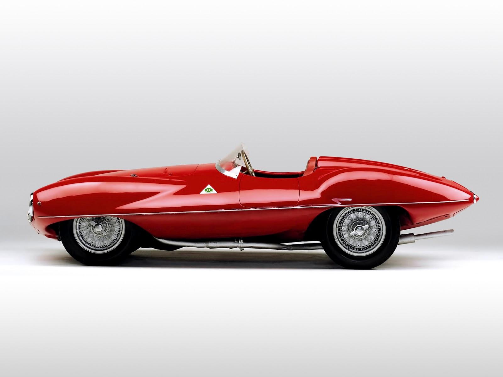 Disco Volante For Sale >> ///KarzNshit///: '52 Alfa Romeo C52 'Disco Volante' Touring spider