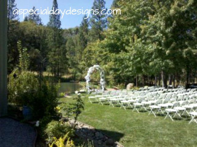 Silverthorne Meadows wedding venue El Dorado County in Apple Hill Camino