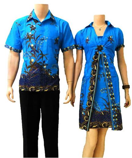 Batik Sarimbit Modern Unik Grosir Baju Surabaya Malang