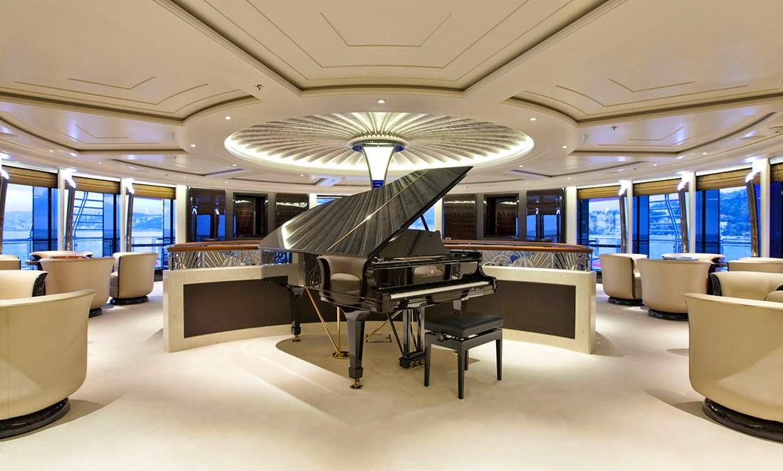 Passion For Luxury Fincantieri Delivers 134m Superyacht