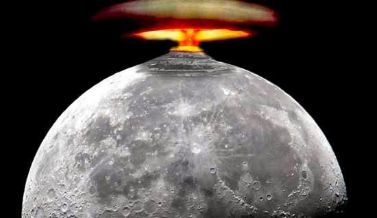 Proyecto A119, una bomba atómica en la Luna