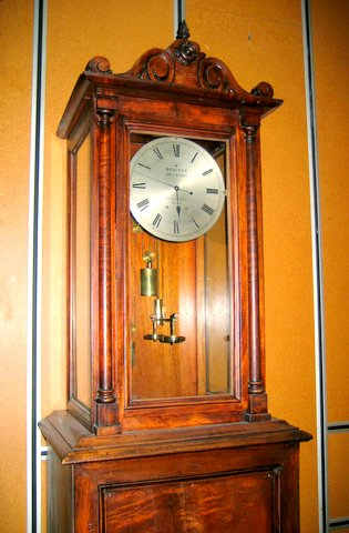 El reloj Beverly