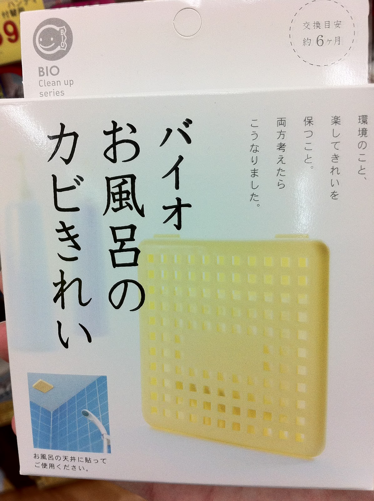 Bathroom ceiling mold - Bio Cleaner Japan Mold Cleaning Bathroom
