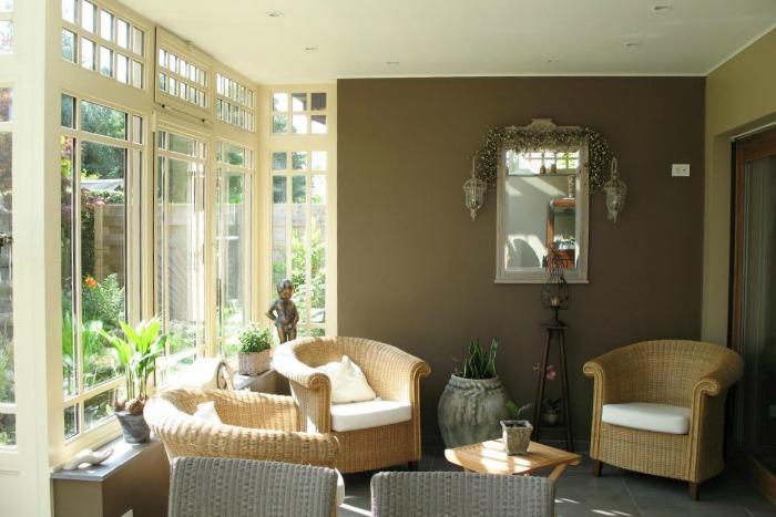Cerramientos para terrazas llenas de luz guia de jardin for Cerramientos de interiores