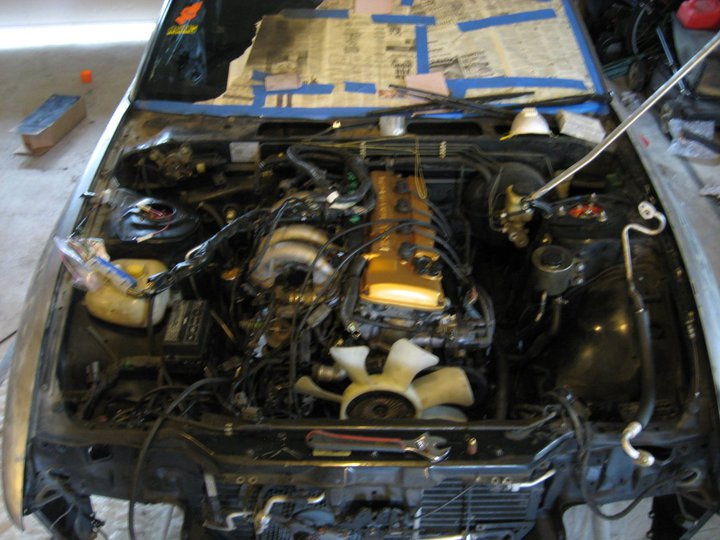 Eternal Japan Build KA24E to KA24DE Swap 1990 Nissan 240sx – Ka24de Swap Wiring Harness