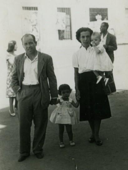 Manuel Cabello y Esperanza Izquierdo El blog de Ocurris Nuestra