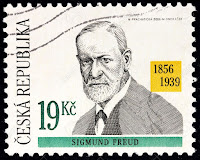 stamp freud psicanalise