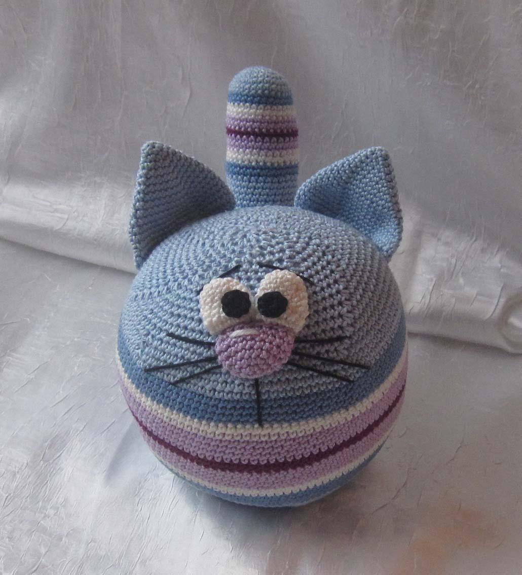 Fine Katze Spielzeug Strickmuster Gift - Decke Stricken Muster ...