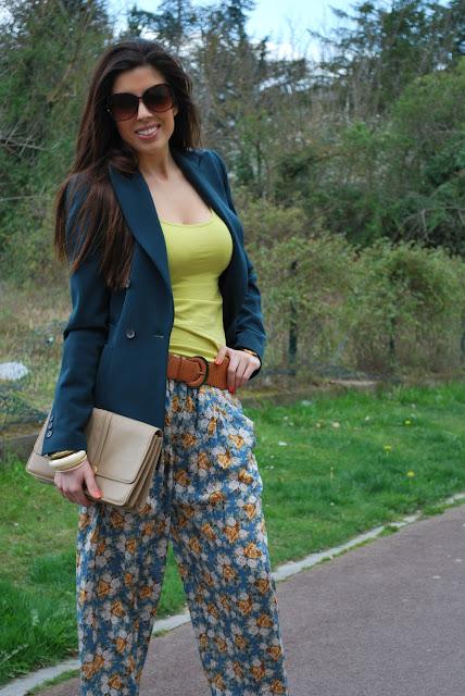 Esta primavera-verano 2012 , apuesta por el print floral