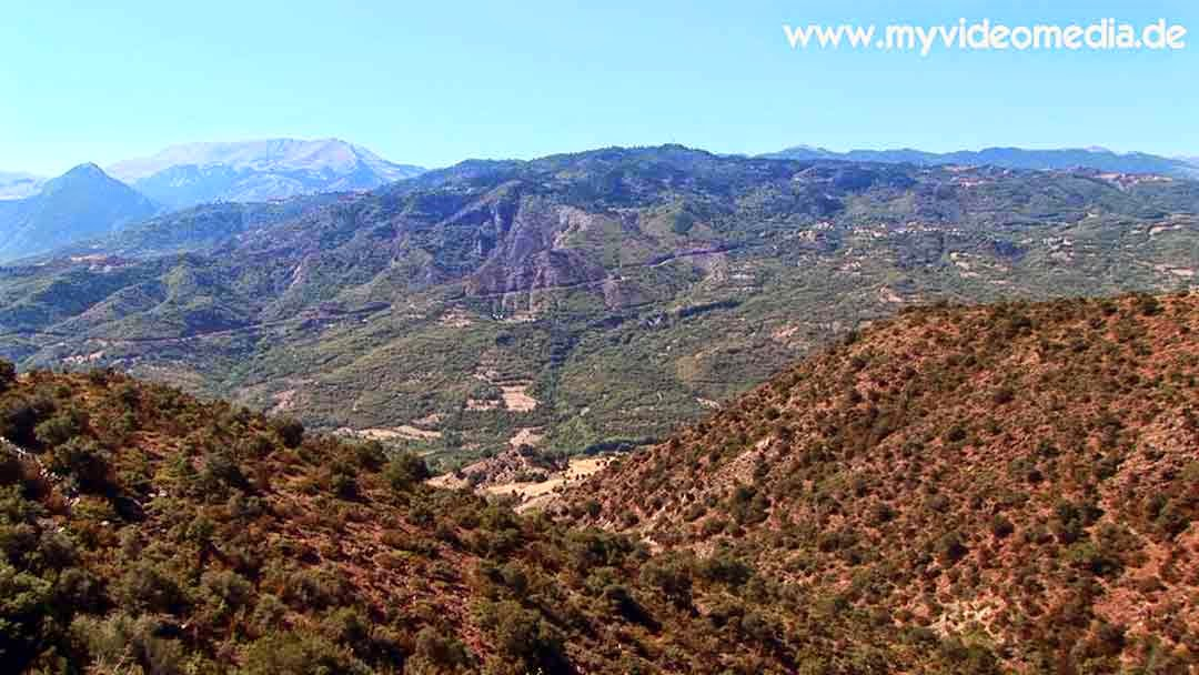 view from Katara-Pass