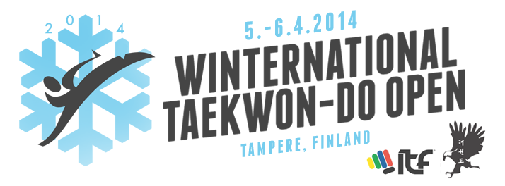 WINTERNATIONAL TAEKWON-DO OPEN 2014