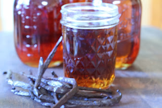Homemade Vanilla Extract. Living From Glory to Glory Blog