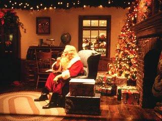 Božićne slike djed Mraz besplatne pozadine za mobitele download
