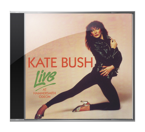 Kate Bush - Live at the Hammersmith Odeon (1979)