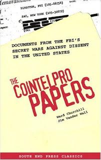 LOS AMOS DEL MUNDO THE+COINTELPRO+PAPERS+Guerra+Secreta+Contra+Opiniones+Diferentes+En+Estados+Unidos
