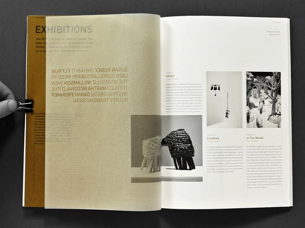 annual report design - Publication Design Ideas