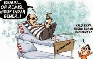 Aturan Anggota DPR yang Korup masih mendapat gaji perlu direvisi!