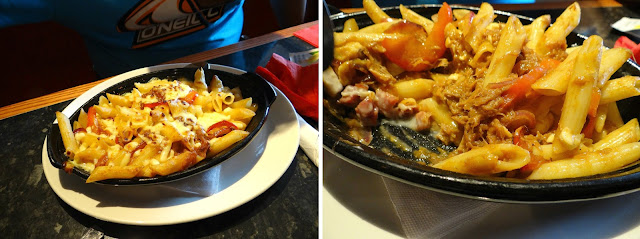 Frankie & Benny's, Specials Menu, Meal Deal