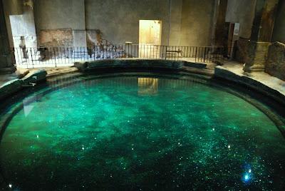 My slow burning life bagno a bath alle terme di vespasiano - Vespasiano bagno ...