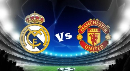 hasil skor real madrid vs mu liga champions 2013