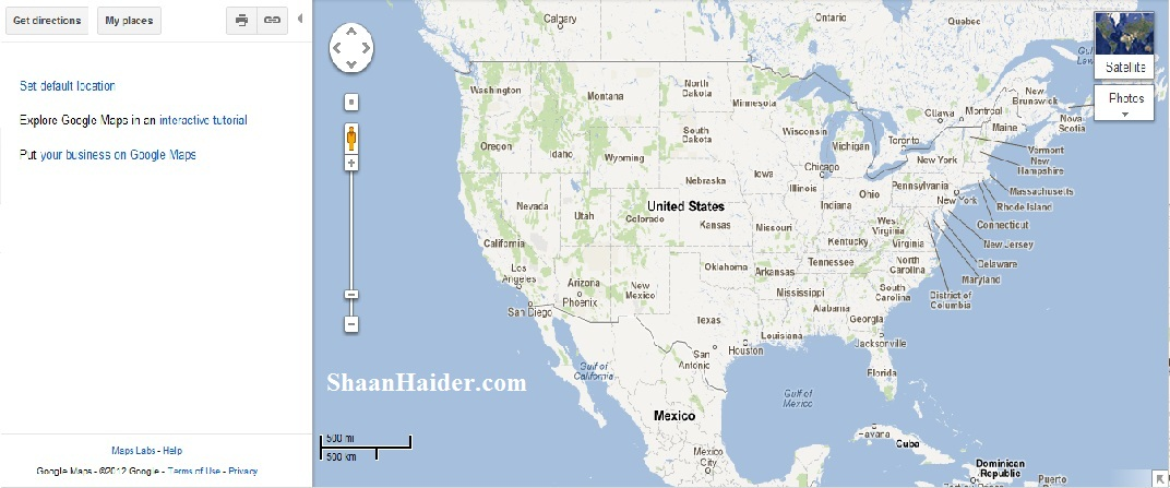 How to Create Personal Google Maps with Custom Data, Places & Markers