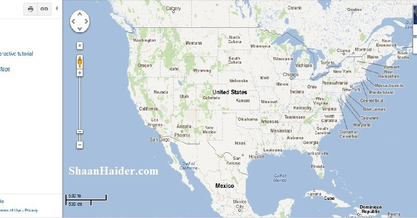 HOW TO Create Personal Google Maps With Custom Data Places - Google maps maine