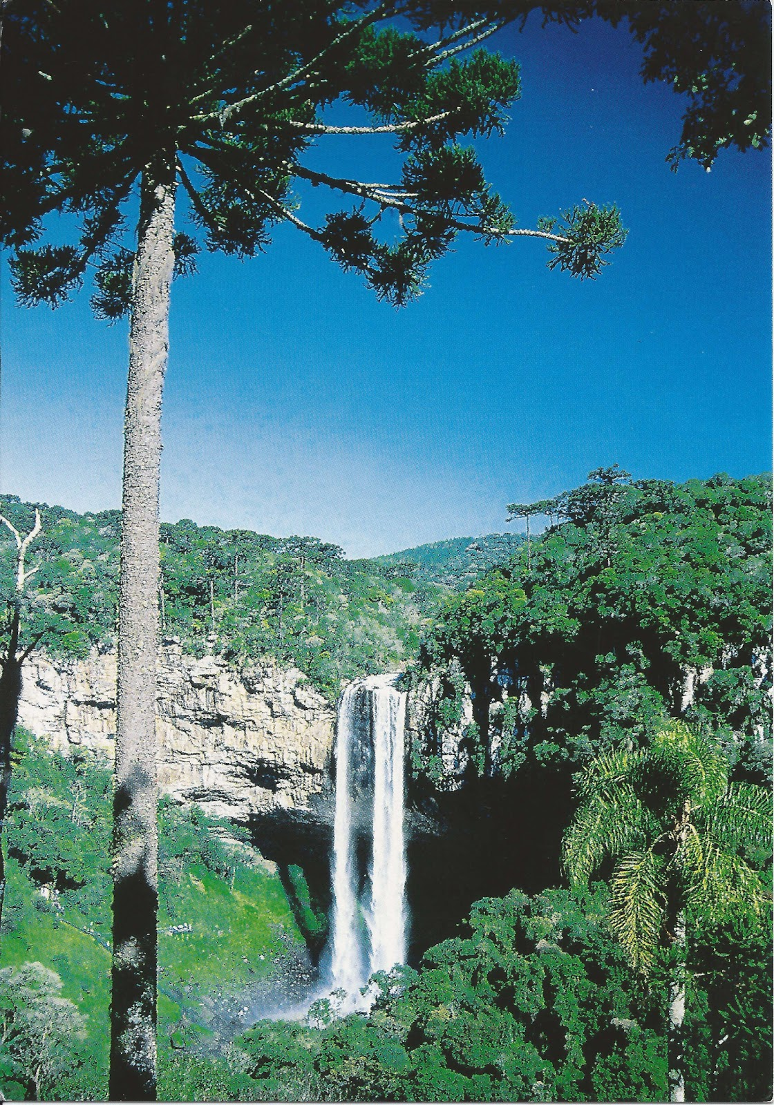 Itiquira Falls, Brazil