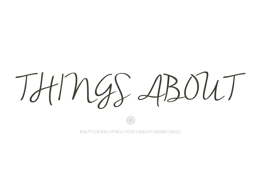 Things about...