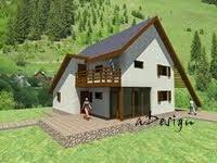 casa structura  lemn, cod 13Li