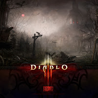 Diablo iPad and iPad 2 Wallpapers