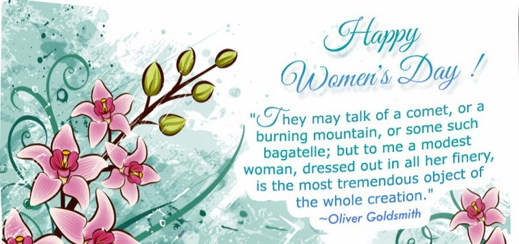 Women's Day Quotes, part 1
