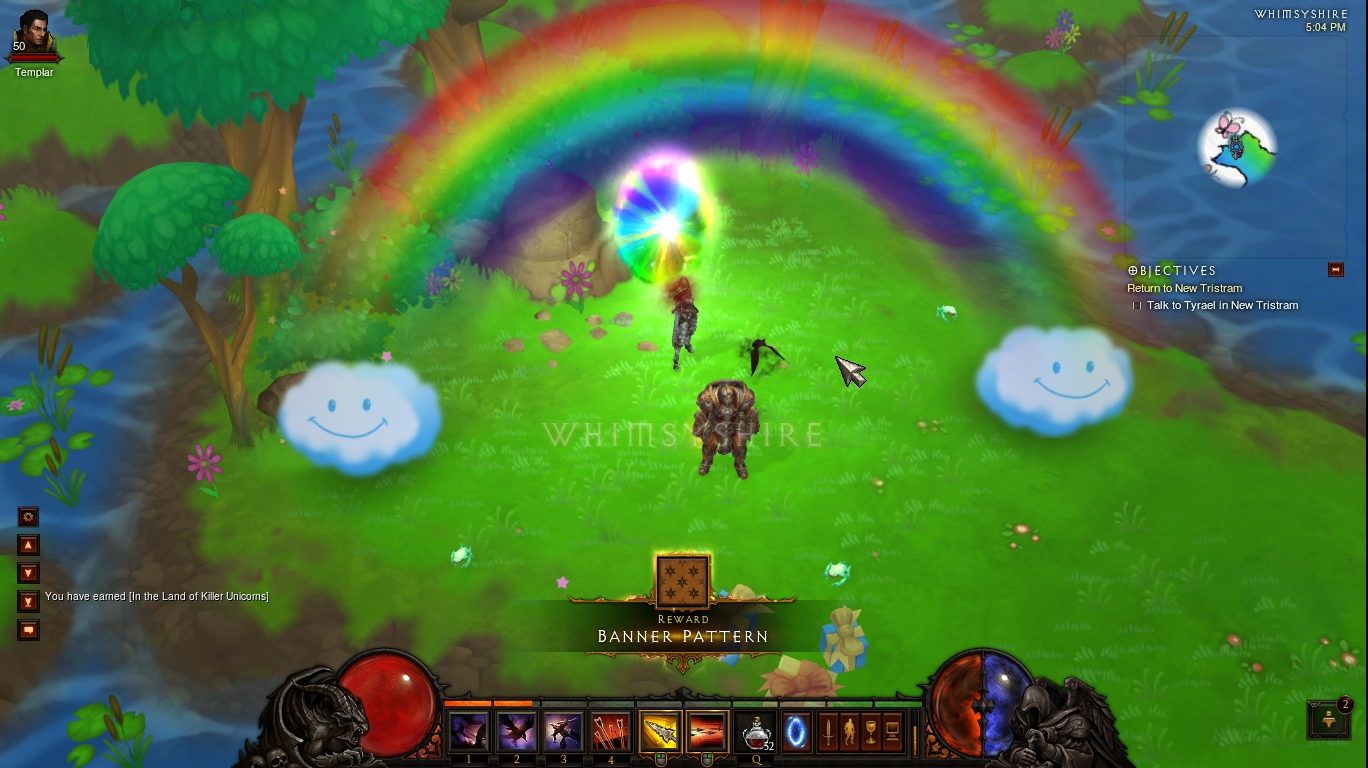 how to go threw goblin portal diablo 3