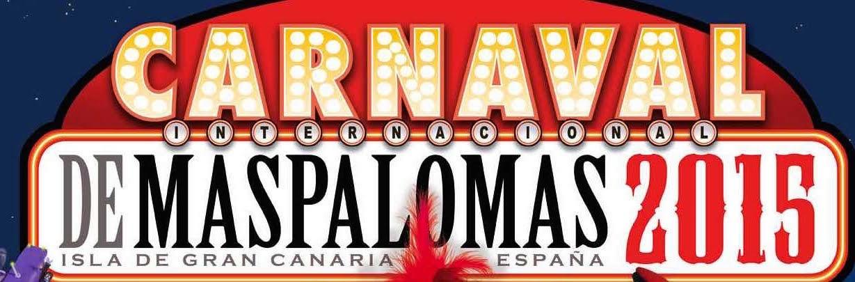 Carnaval Internacional de Maspalomas 2015