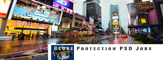 Close Protection PSD Jobs