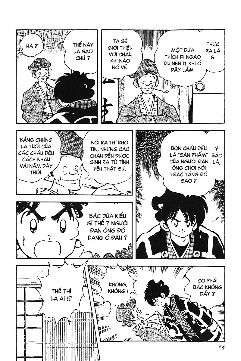 Nijiiro Togarashi - Ớt Bảy Màu chap 1 - Trang 26
